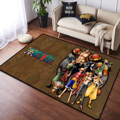 Grand Tapis One Piece Mugiwara
