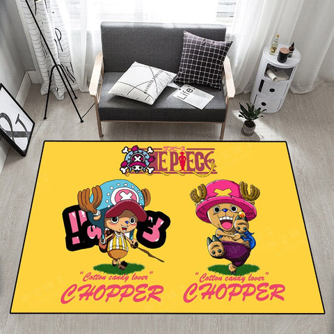 Tapis Tony Tony Chopper