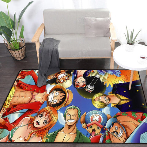 Tapis One Piece Family
