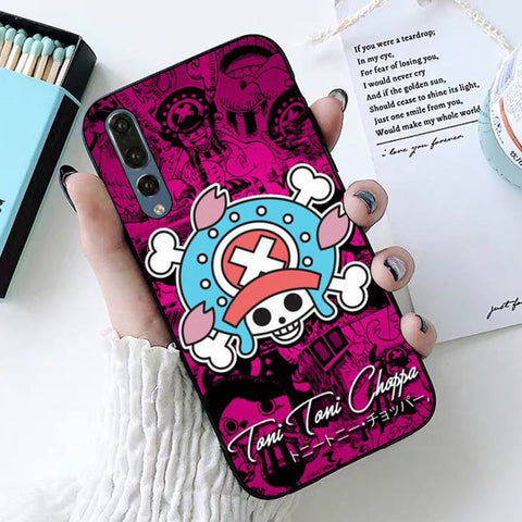 Coque One Piece P10 Lite
