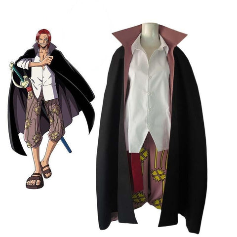 Shanks Cosplay