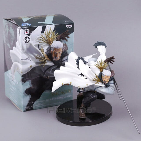 Figurine Smoker Marine One Piece