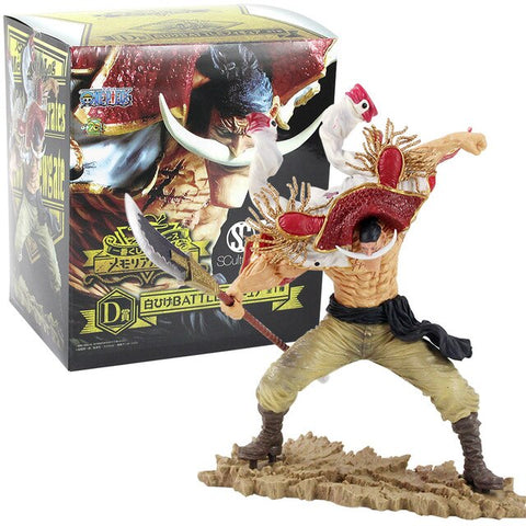 Figurine One Piece Barbe Blanche