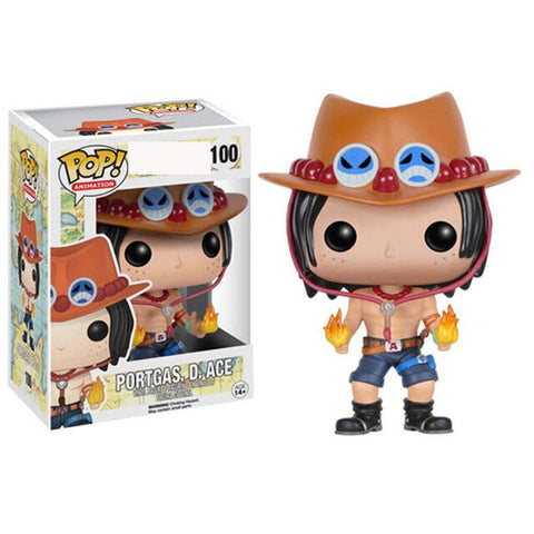 POP One Piece Portgas D Ace