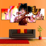 Tableau One Piece Mugiwara No Luffy
