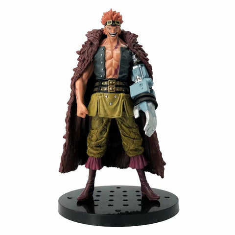 Figurine One Piece Eustass Kid
