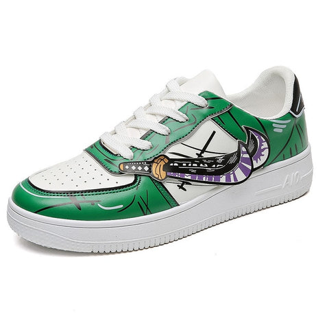 Sneakers One Piece Zoro