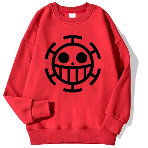 Pull One Piece Law Rouge