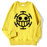 Pull One Piece Law Jaune