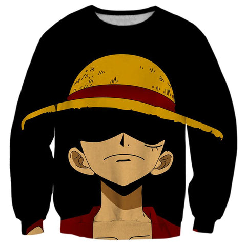 Pull One Piece Luffy Début - Luffy-Shops