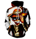Sweat One Piece Luffy Gangsta - Luffy-Shops