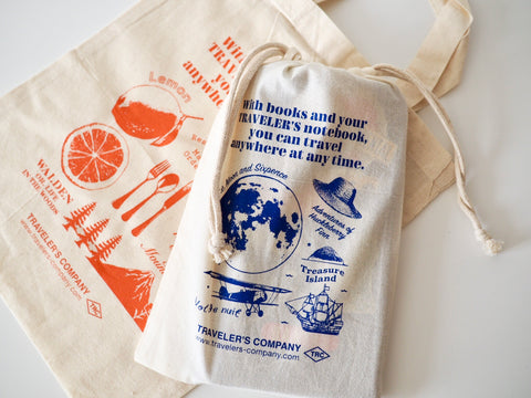 TRAVELER'S Company Original Cotton Bag