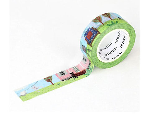 Breeze Washi Tape