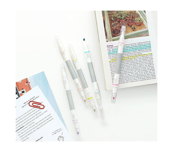 Two Way Pastel Pen (5in1)