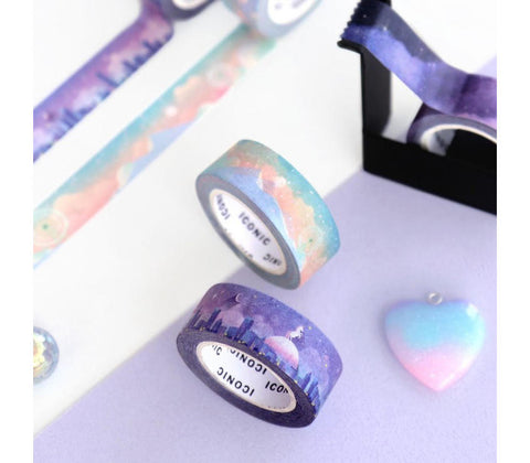 Full Moon Washi Tape
