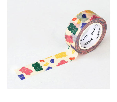 Jelly Bean Washi Tape