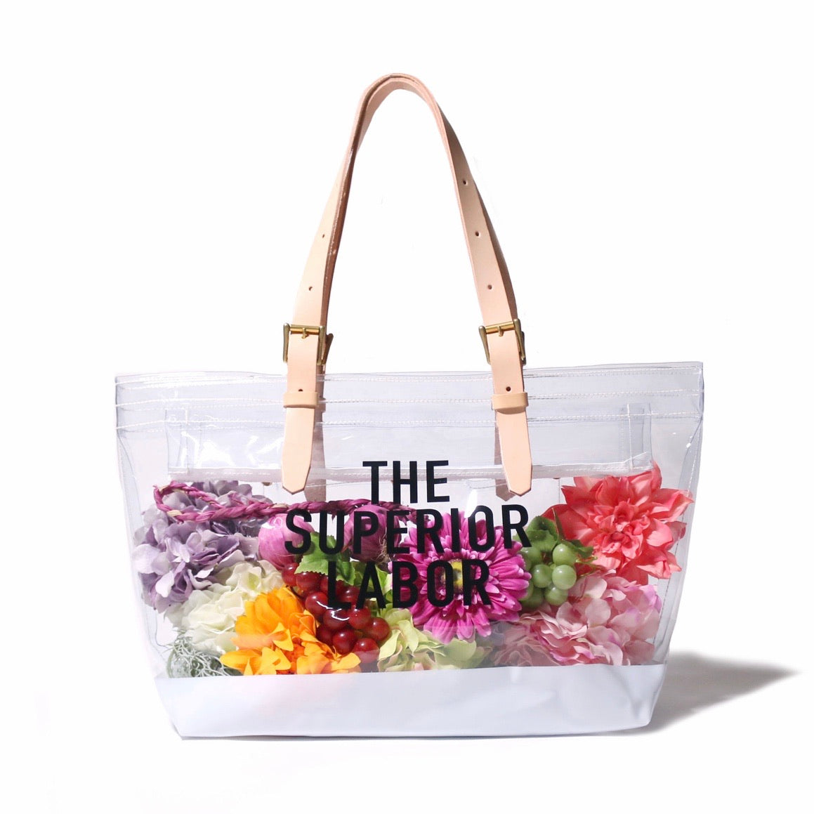 TSL See-through Tote Bag M