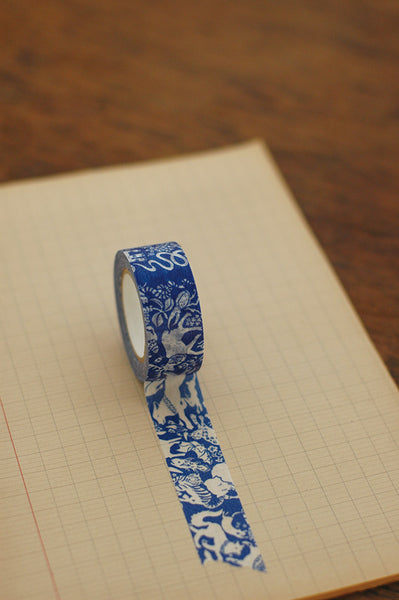 Friends Masking Tape - Blue