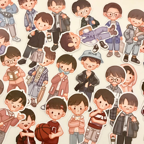 Telado Original Boys Sticker - Autumn