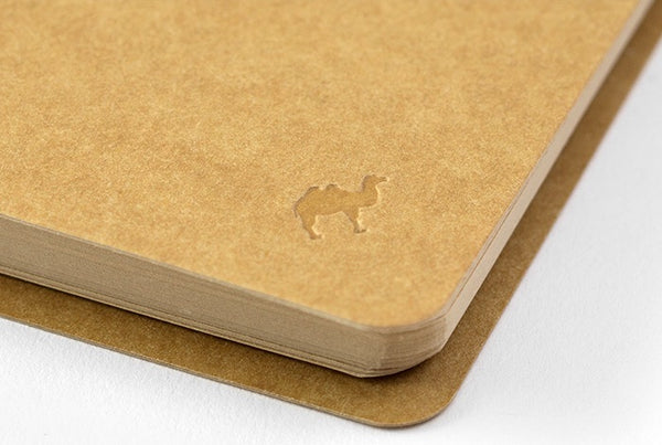 TRC SPIRAL RING NOTEBOOK (A5 Slim) Blank DW Kraft Paper