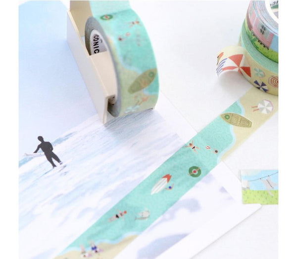 Summer Beach Washi Tape