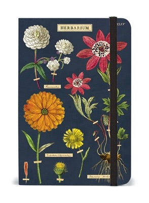 Cavallini Small Notebook - HERBARIUM