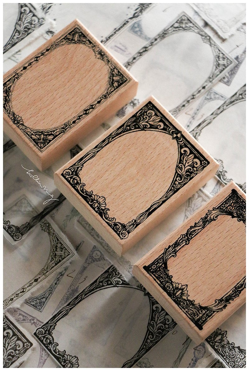 LCN Palace - Frames Stamp Set