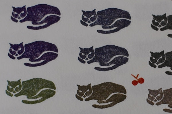 Cats Small Stickers