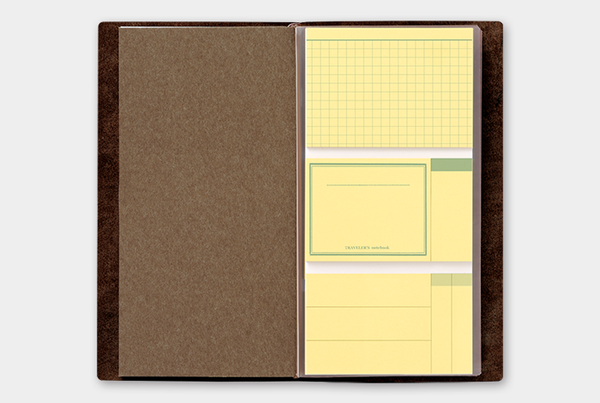 TRAVELER'S notebook Regular 022 (Sticky Notes)