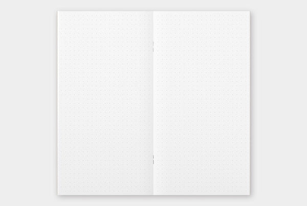 TRAVELER'S notebook Regular 026 (Dot Grid)