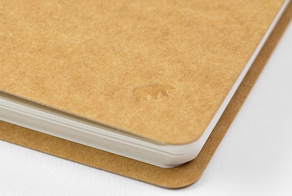 TRC SPIRAL RING NOTEBOOK (B6) Blank MD Paper White