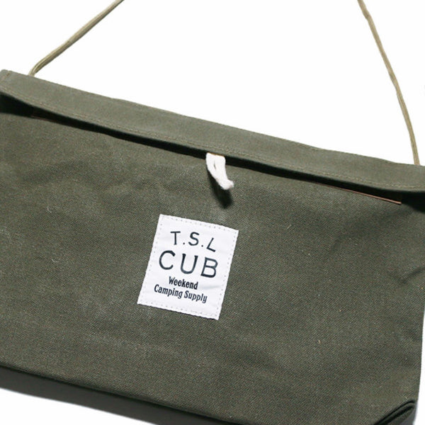 TSL CUB Sacoche M (3 Colors)