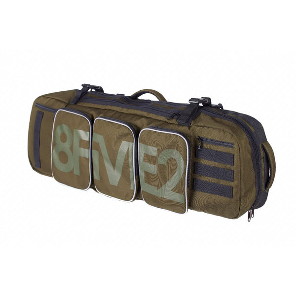 8FIVE2 Koch Skateboard Bag Olive