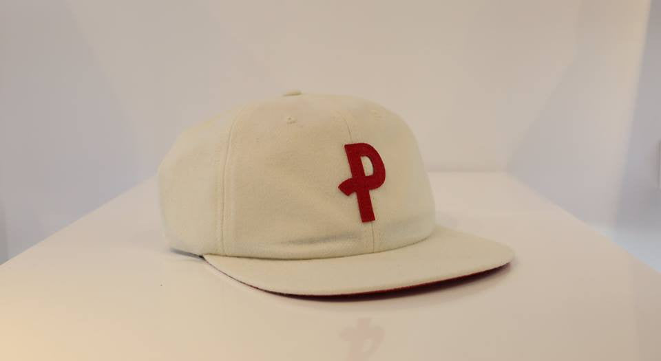 Polar Baseball Cap - White