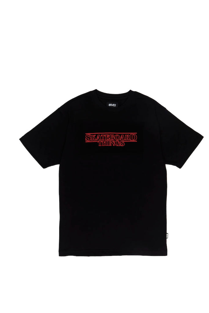 8FIVE2 SKATEBOARD THINGS TEE