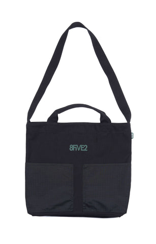 8FIVE2 Austyn Tote Bag Black