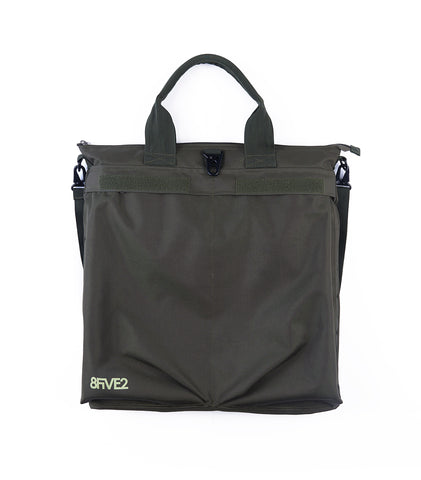 "8FIVE2 ""VAL"" bag olive"