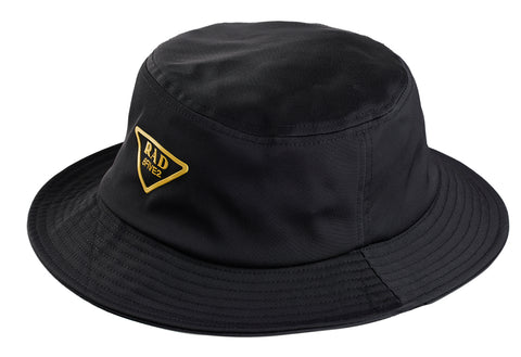 "8FIVE2 Bucket Hat ""RAD"" Black"