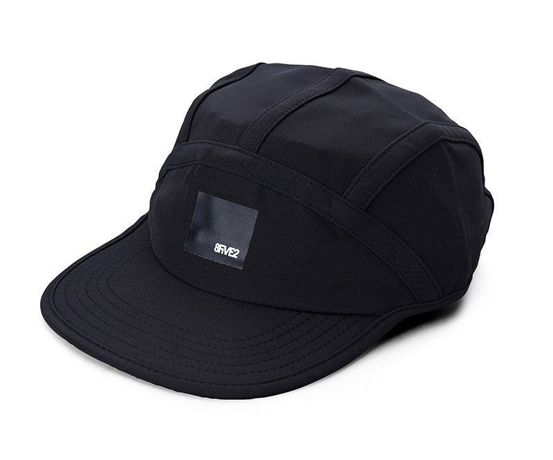 8FIVE2 Bolts Cap Black/Black