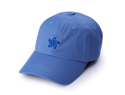 8FIVE2 City Emblem B Cap Curved bill - Blue