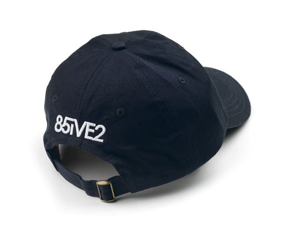 85IVE2 MCBT B Cap Curved bill - Navy