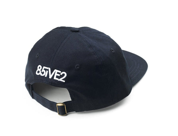 85IVE2 MCBT A Cap Flat bill - Navy