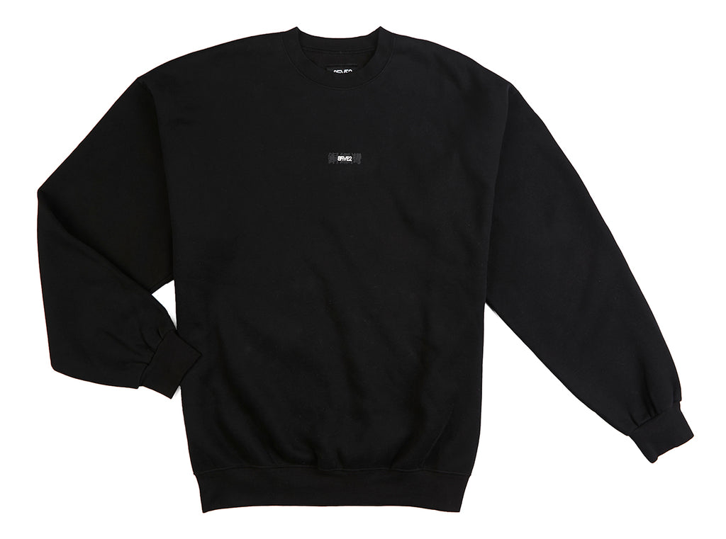 "8FIVE2 ""Tung Lo Wan"" Crewneck Black"