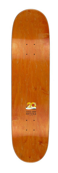 8FIVE2 20th Anniversary Deck No.2 Size 8.125""