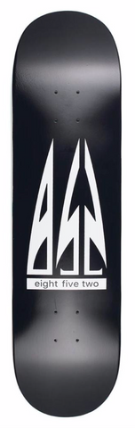8FIVE2 Airlines Deck Black 8.25""