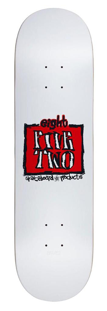 8FIVE2 Deal Deck White 8.25""