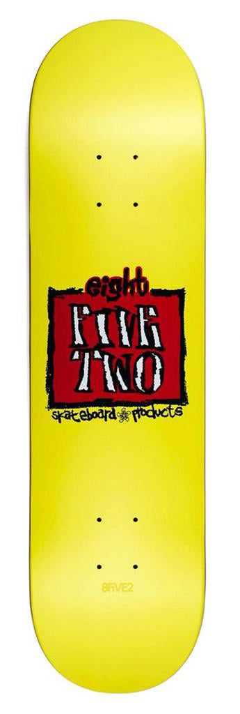 8FIVE2 Deal Deck Yellow 8""