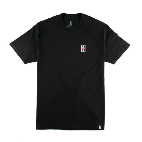 8FIVE2 x Girl OG DOLL S/S Tee Black