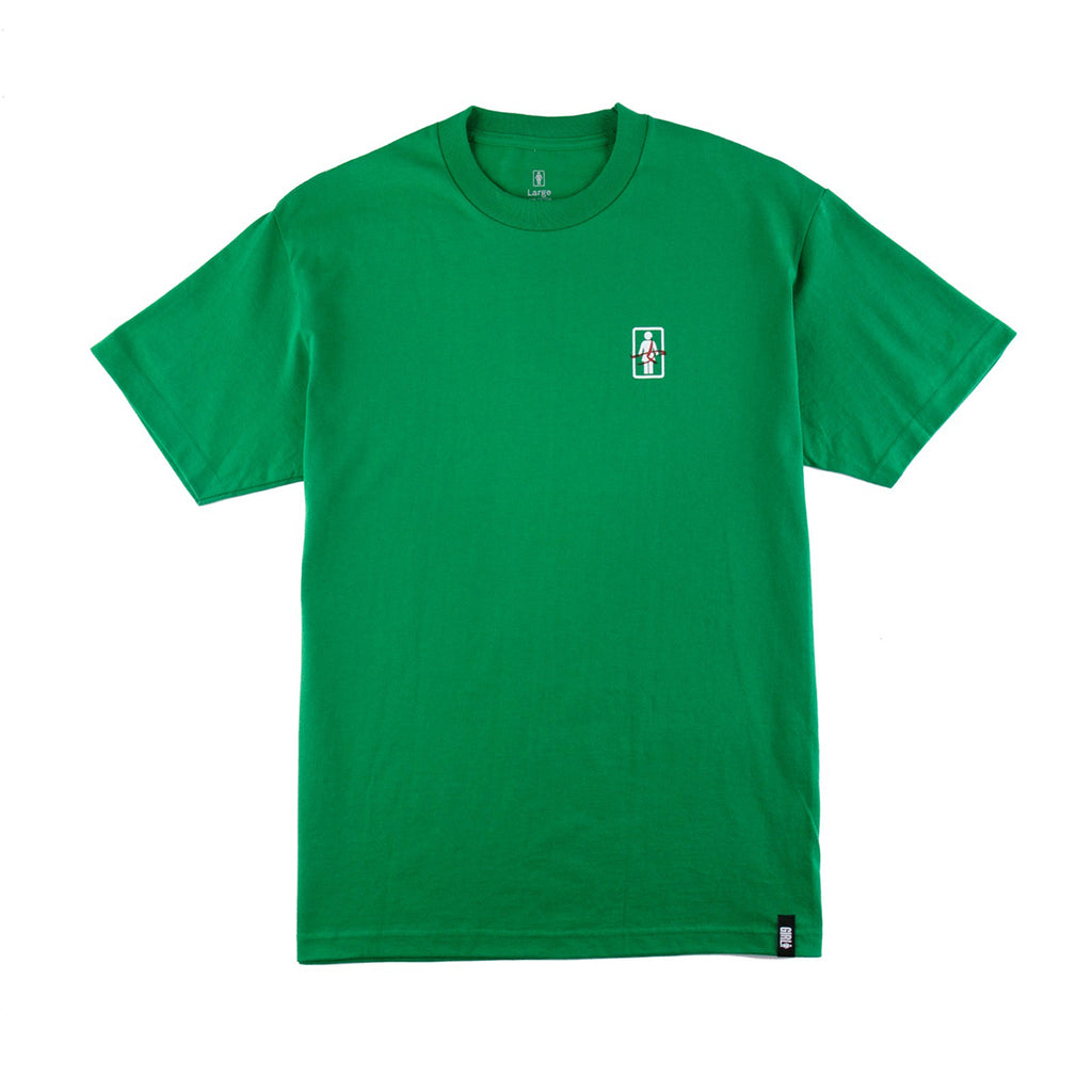 8FIVE2 x Girl OG DOLL S/S Tee Kelly Green