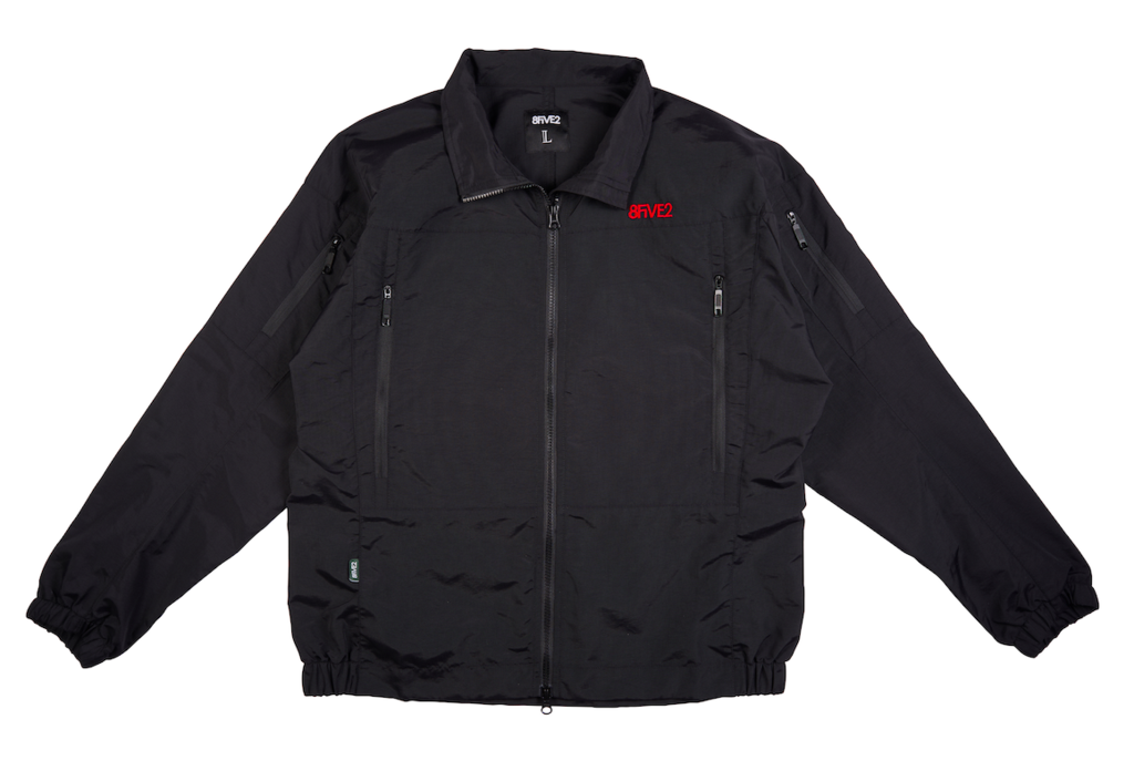 8FIVE2 Koch Jacket Black